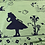 Thumbnail: Tragetuch - 'Alice' Dark Lemon