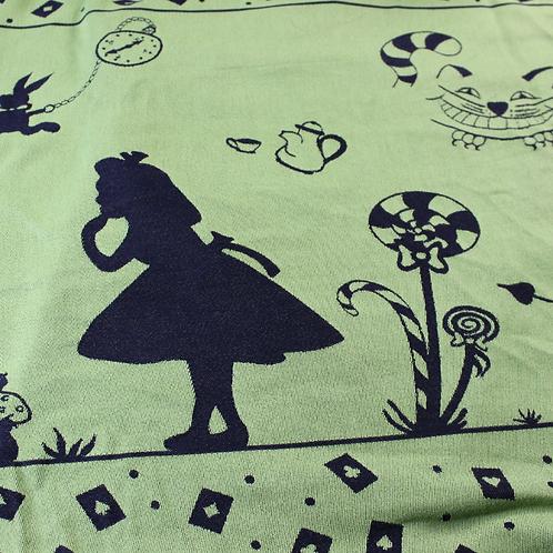 Tragetuch - 'Alice' Dark Lemon