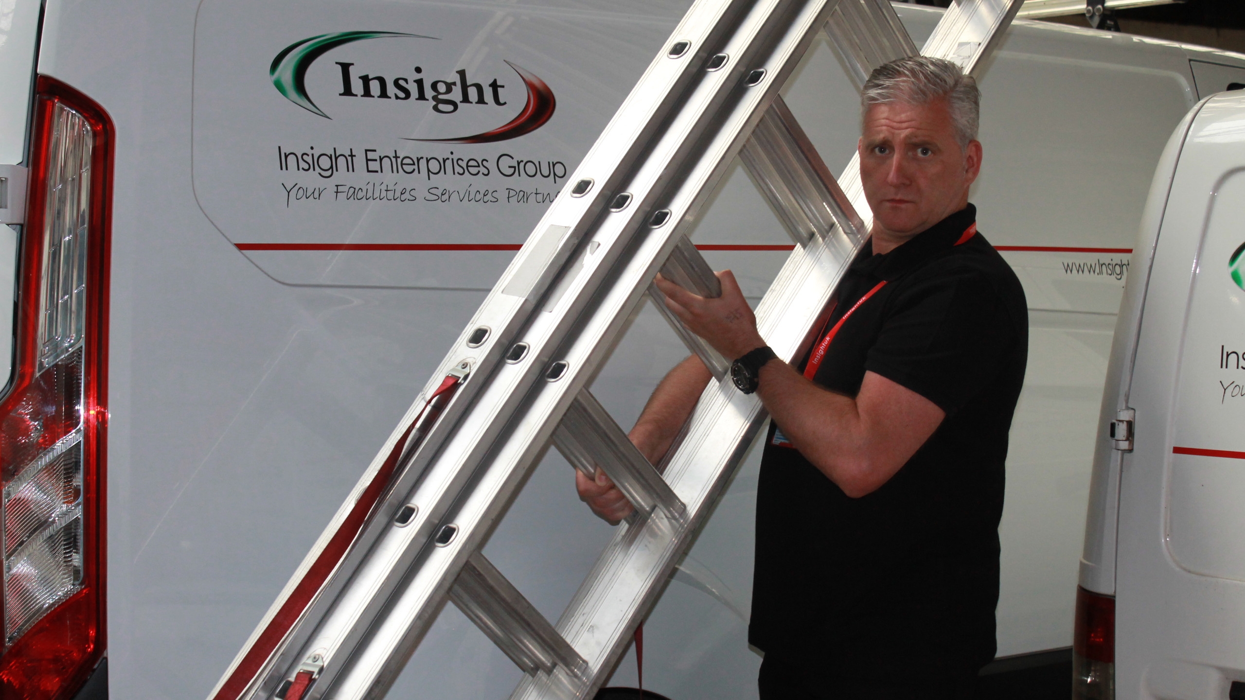 Danny Ratcliffe Ladder