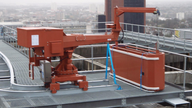 Cradle BMU Systems Insightuk