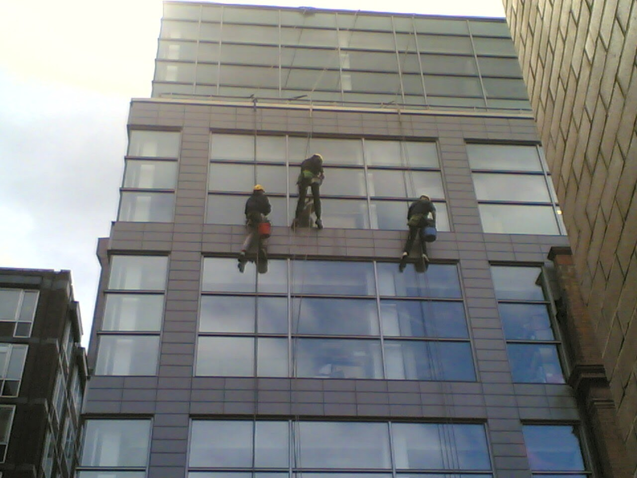 Office Building Window Clean by Insightuk