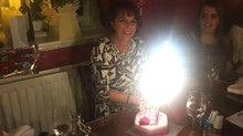 10 year Service for Lyn Pearson and her Birthday - Sounds like a Party!