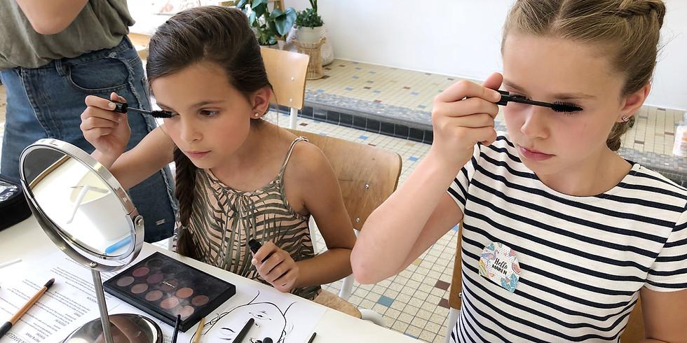 TIENER 10-15jaar  Workshop Haar en Make-up