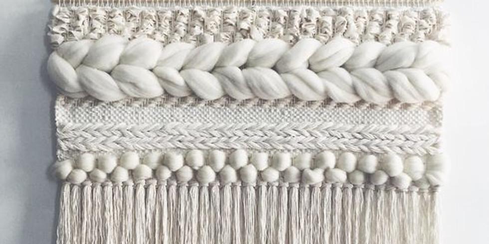 Workshop wallhanger weven (1)