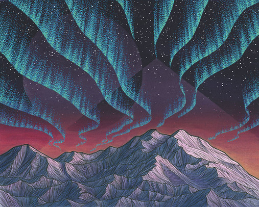 Denali Lights
