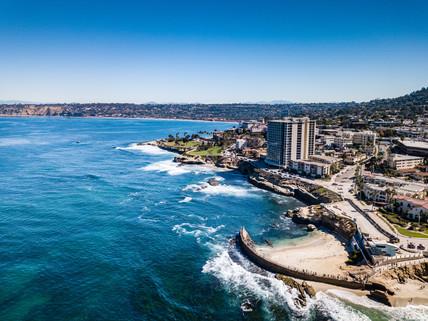 San Diego   La Jolla   Seal Beach