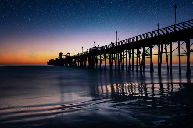 San Diego | Oceanside Pier | Stargazer