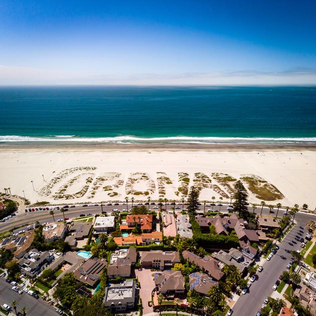 San Diego | Coronado Island | Dunes