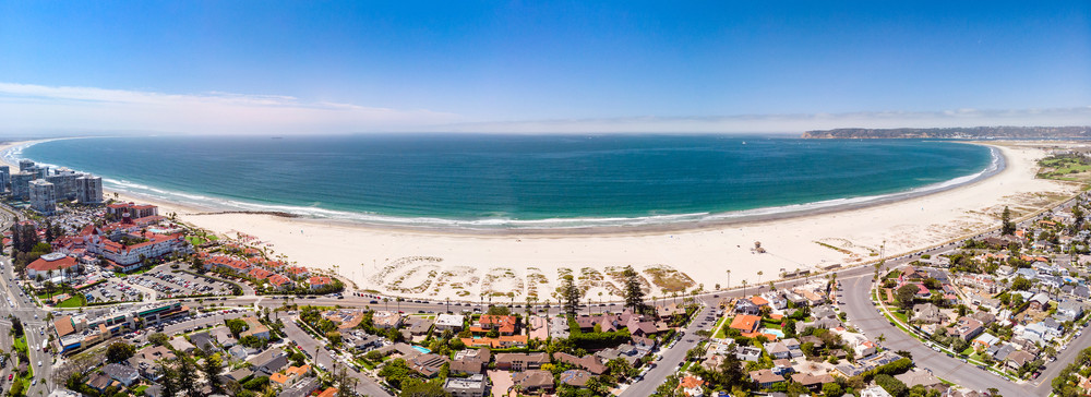 Coronado Island | Panorama