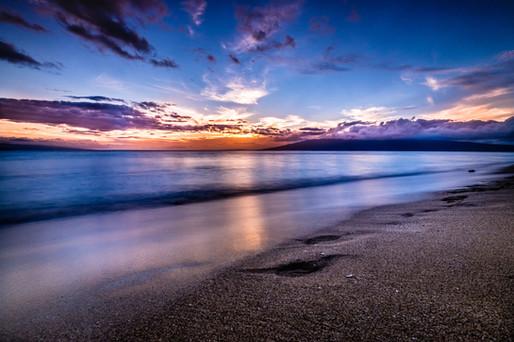 Maui   HonuaKai   Sunset
