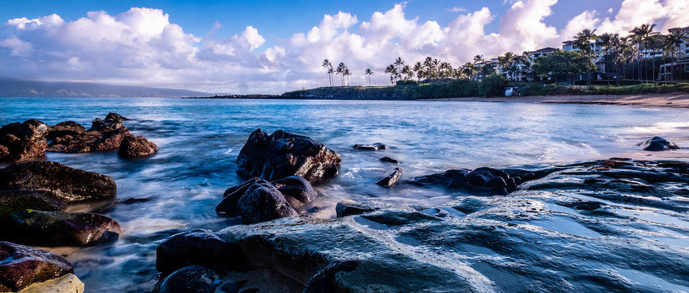 Kapalua Beach | Rocks