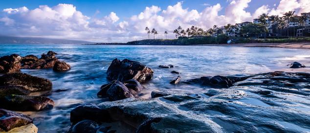 Maui | Kapalua Beach Rocks