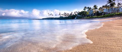 Maui   Kapalua Beach Waves
