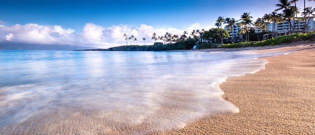 Maui | Kapalua Beach Waves