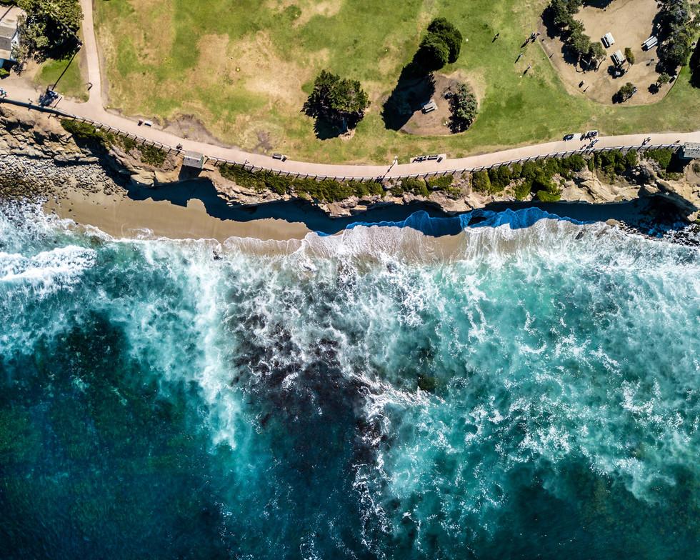 San Diego   La Jolla   Aerial