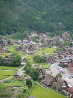 昔ながらの町