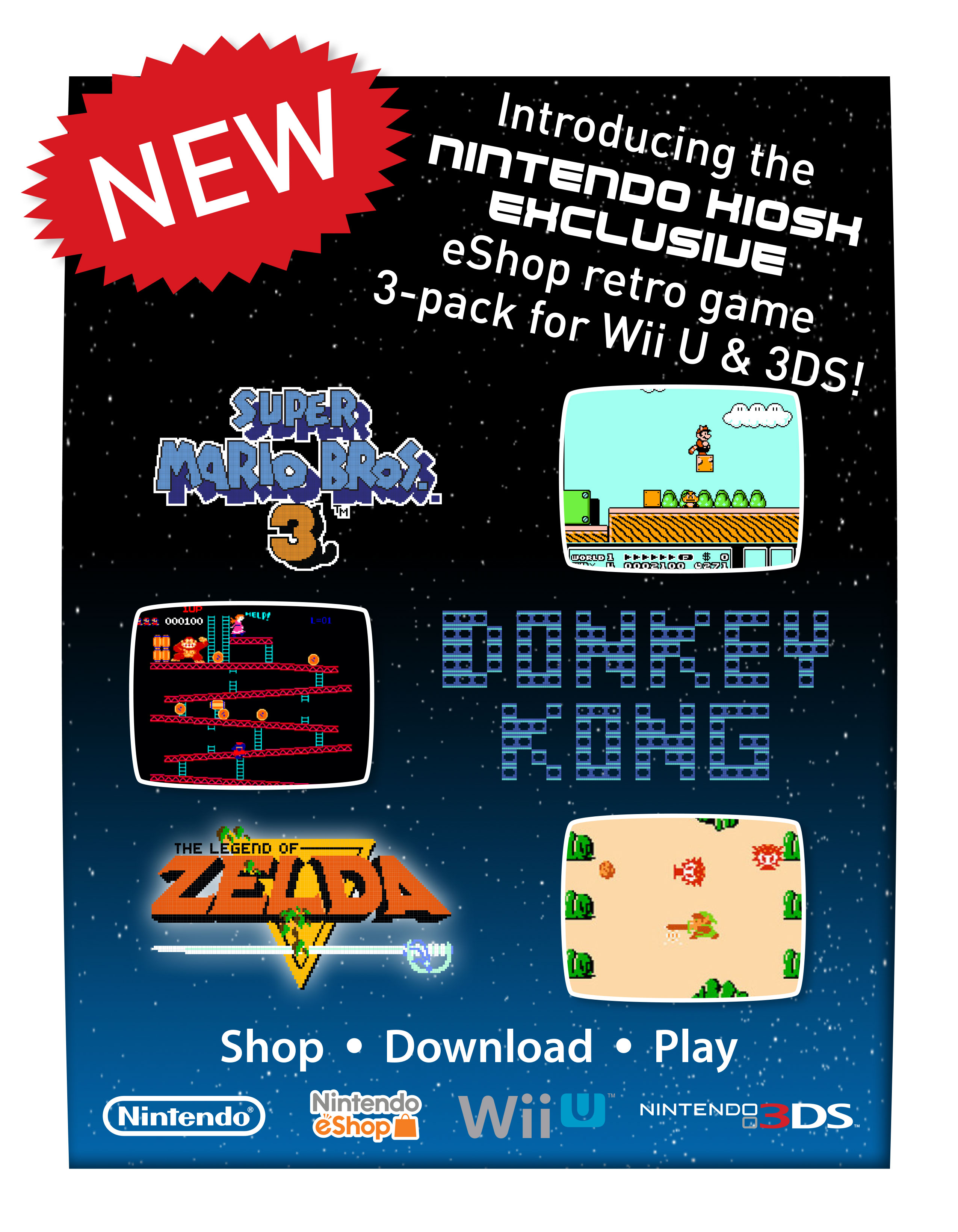Special Virtual Console 3-Pack