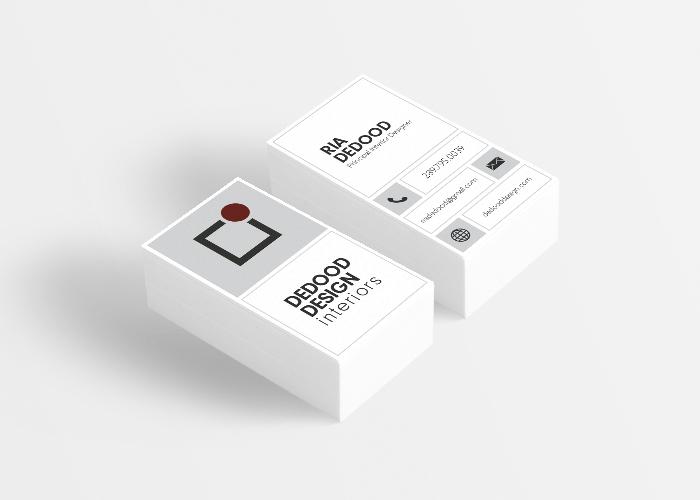R. Dedood Card Display