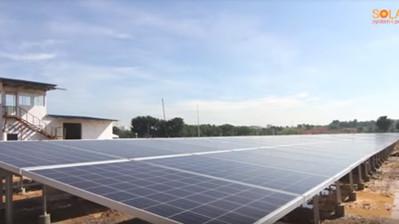 2 MW On Grid Connected Solar Farm