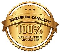 premium quality 100% satisfaction guaran