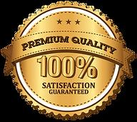 premium quality 100% satisfaction guaran