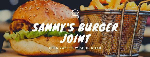 burger restaurant advertising social media marketing