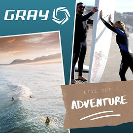 Gray Activa AD Adventure