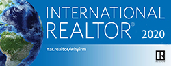 International Realtor 2020