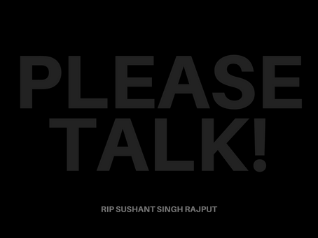 Please Talk!