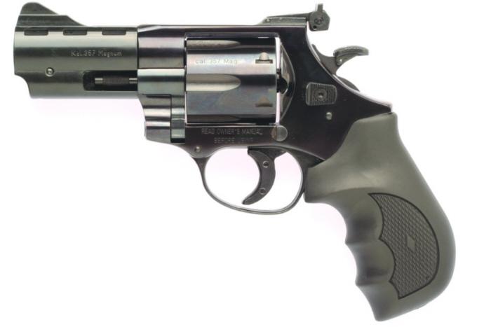HW 357 Magnum