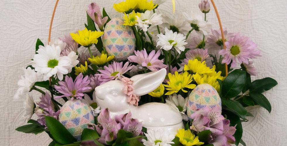 Bunny Surprise Basket