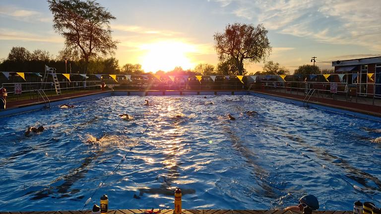 Lido Swim Session