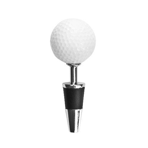 Golf Ball: Bottle Stopper
