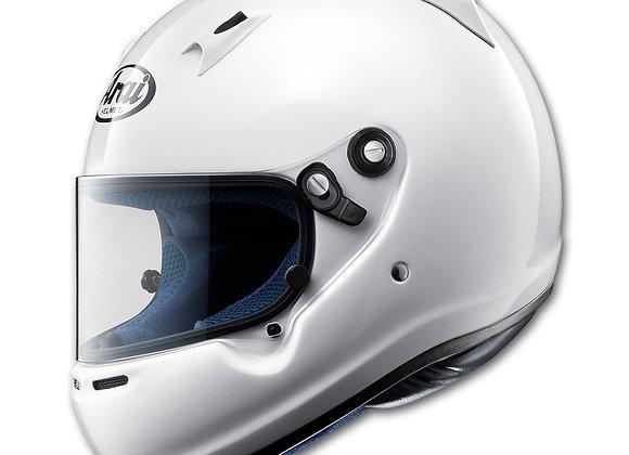 Arai Helm CK-6 weiß Snell/FIA CMR2007