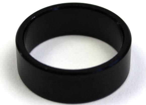 Distanzscheibe Achsschenkel L=10mm schwarz