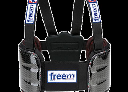 Freem Rippenprotektor - Brave Carbon Man