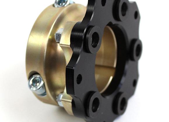 Bremsscheibenaufnaheme mit Adapter 50mm
