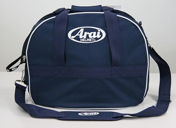 ARAI Helmtasche blau