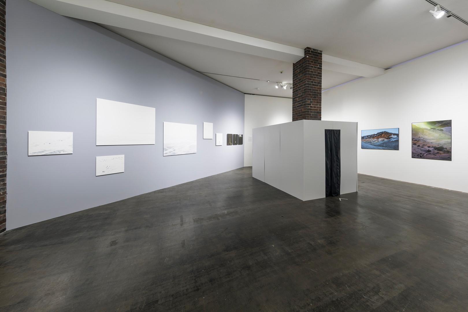 Raumansicht Nexus Ausstellung