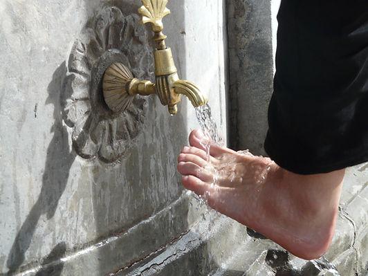 Islamic Washing