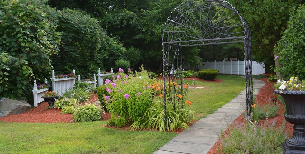 Tivoli Garden Entrance