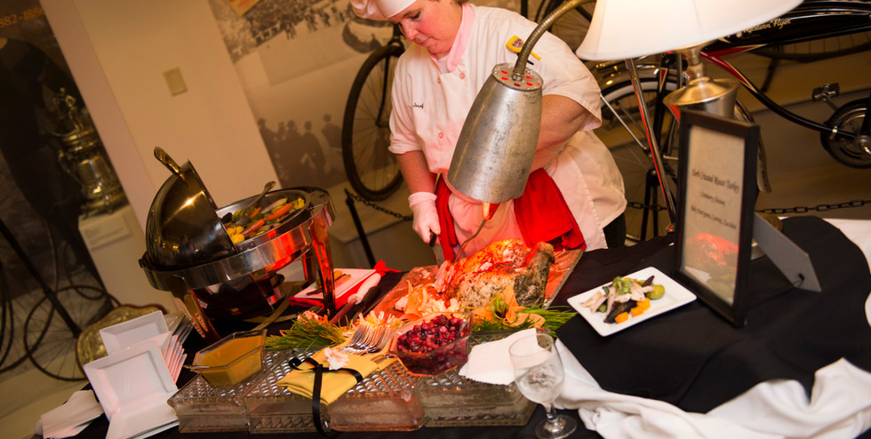 Chef Anne Carving