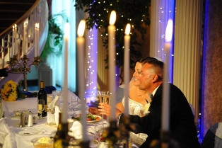 Candle Lit Romance