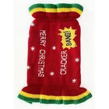 AniMate Christmas Cracker Jumper