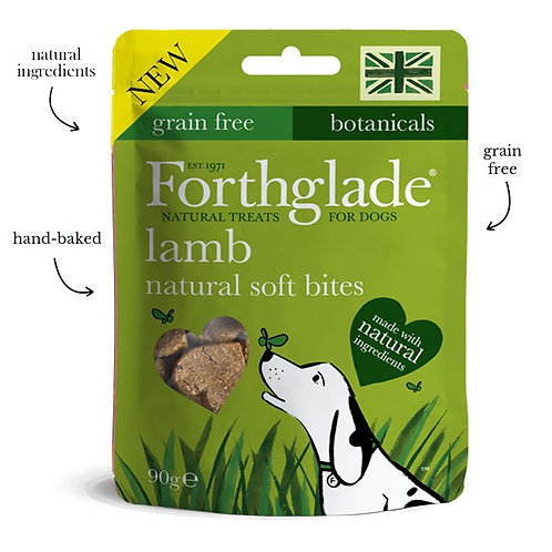 Forthglade Lamb Dog/Puppy soft bite treats