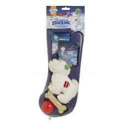 Good Boy Snowman Premium Stocking