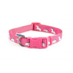 Ancol Collar Unicorn Pink