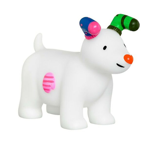 Good Boy Christmas Snowdog Squeaky Toy