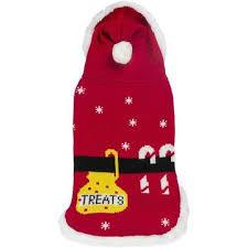 AniMate Christmas Santa Hooded Jumper