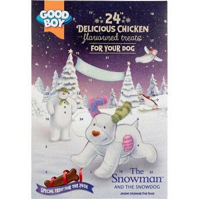 The Snowman & The Snowdog Advent Calendar